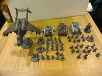 warhammer 40000 imperial guard / renegade militia £220 ono