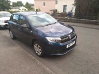 BRAND NEW!!!Dacia Sandero 0.9 TCe Ambiance Hatchback 5dr (start/stop)
