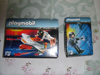 Playmobil Top Agents Torpedo Diver & Climbing Figure