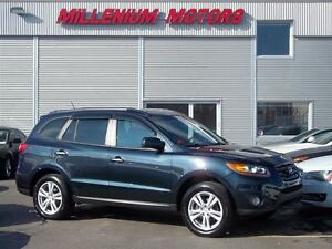 2011 Hyundai Santa Fe LIMITED 3.5 4WD / LEATHER / SUNROOF / 69,0