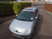 1 Owner from new 2001 HONDA CIVIC SE EXECUTIVE VTEC
