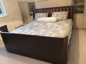 Ralph Lauren California King size bed