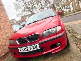 BMW e46 325i MSport Tourer