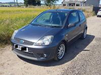2008 Ford Fiesta Zetec S 1.6 petrol year mot service history