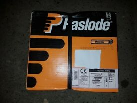 Paslode nails for roofing building nail gun
