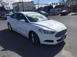 2015 Ford Fusion SE  - one Owner - Sync - Low Mileage