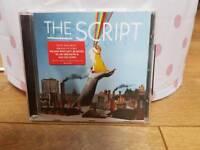 Music CD The Script