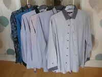 Shirts,various styles and brands (size 16-1/2 collar or XL) £3-00 each