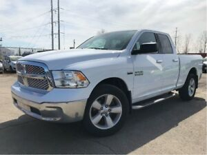 2013 Ram 1500 SLT 4WD 20 INCH RIMS HEATED MIRRORS TRAILER HITCH