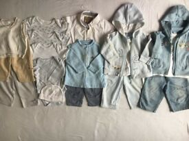 Bundle of Clothes Size 6 to 9 Months