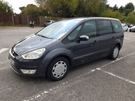 Ford Galaxy 1.8 TDCI 100 LX MPV 5 Doors 2006 Diesel, 7 Seater, Manual Grey Only 108506 miles. £2850