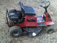EXPORT RIDE ON MOWERS TRACTORS SPARES REPAIR SOME RUN FROM £180 LANDSCAPE STABLES ETC CHEAP