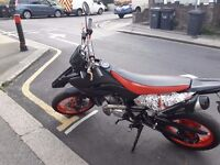 Yamaha wr 125 for sale or swap for 2 stroke