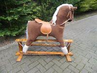 Large Babylo Rocking Horse