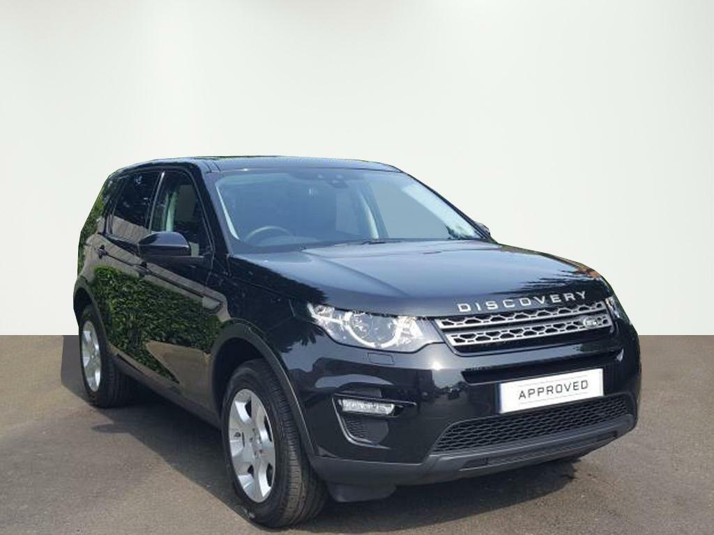 Land Rover Discovery Sport TD4 PURE SPECIAL EDITION (black) 2017-02-10