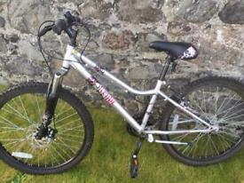 Girls Apollo mountain bike