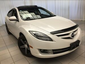 2013 Mazda MAZDA6 GT: Custom Rims, One of a Kind!