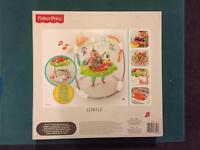 Rainforest jumperoo brand new in sealed box