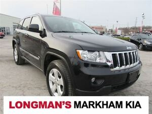 2012 Jeep Grand Cherokee Laredo X Package