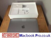 """Apple MacBook Pro 13"""" 2.0 - Late 2016, 8GB, 256GB, BOXED, 6 months old, Space Grey, 1yr warranty"""