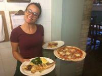 Waiter/Waitress - Immediate Start - Italian restaurant wages up to £19,656pa