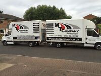 Man and Van London Removals Service | MTC Removals