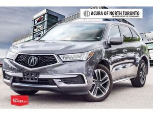 2017 Acura MDX Navi Accident Free| Remote Start| Bluetooth