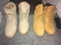 Timberland two pairs
