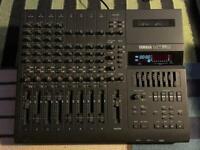 Yamaha MT8X - 8-track multi-track recorder/mixer