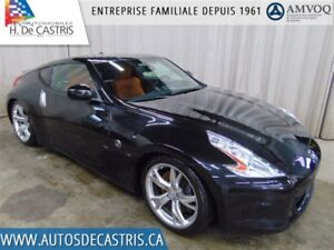 2012 Nissan 370Z CUIR*6 SPEED MANUAL,COUPE
