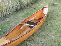 Sassafras 12 American Expediton single seater Canoe