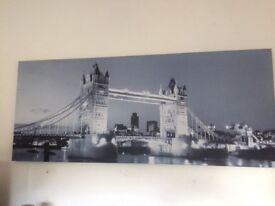 Very lovely black and gray Wall Art