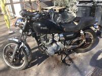 Spaires or repairs For sale 1981 classic Suzuki GS550