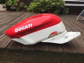 Ducati 1098R Xerox tank 848 1198