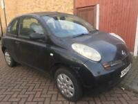Nissan Micra 1.2 2005 3DR drives awesome bargain mint.. Not polo yaris
