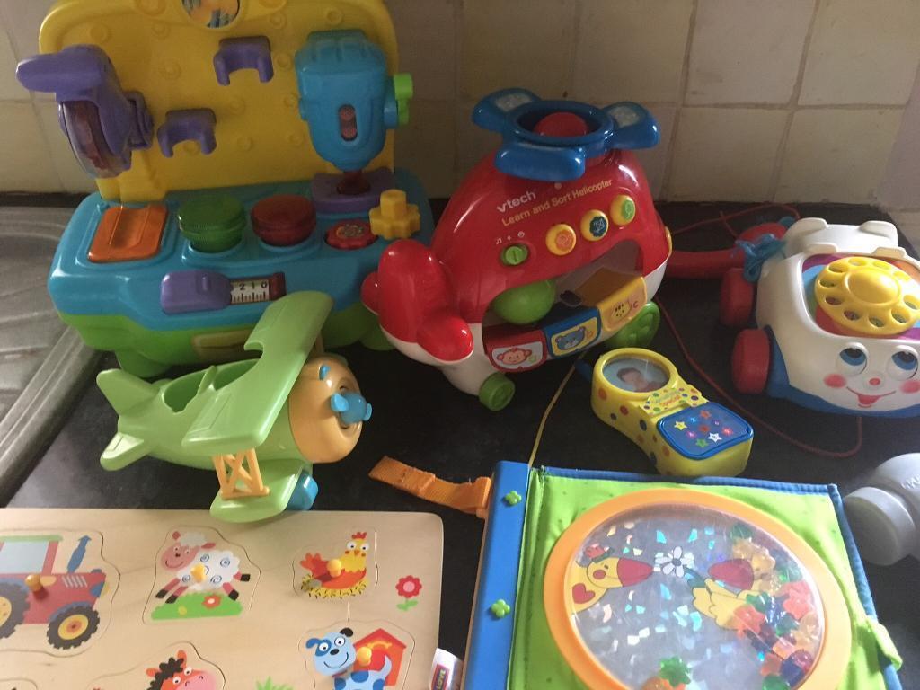 Toy bundles