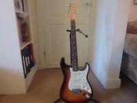 Fender Stratocaster American Vintage 1962 Reissue, Tri Colour Sunburst 2007