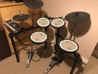 Roland Electric Drum Kit TD11KV set with TD9 brain