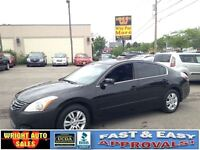 2012 Nissan Altima S| SUNROOF| HEATED SEATS| BLUETOOTH| 79,251KM