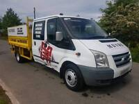 Ford Transit Tipper 2009 cage sides