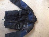 Frank Thomas Textile Motorcycle jacket