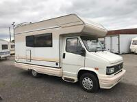 1992 J ref hi way man 4 berth Motorhome caravan 2.5D new mot MONDAY SALE