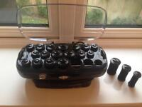 Babyliss Heated Roller Set. Cost £50.00 -£10.00 only!