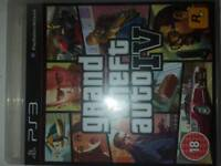 ps3 game - Grand theft auto 4