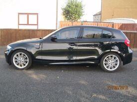 BMW 1 SERIES 2.0 120d M Sport 5dr 177 BHP