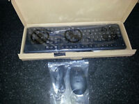 Brand new Dell wired keyboard and optical mouse for usb pc