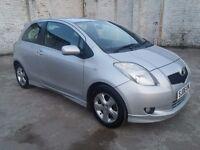 2006 Toyota Yaris 1.3 VVT-i T Spirit 3dr P/X To Clear 12 Months MOT