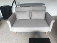 2 nearly new sofa