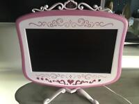 "19"" Disney LCD TV / DVD combo player"