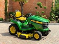 """John Deere X540 Ride on mower - 54"""" Mulch deck - lawnmower - Kubota / Toro / Honda"""